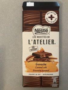 Nestlé Ganache Caramel Salé